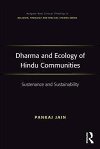 Dharma and Ecology of Hindu Communities