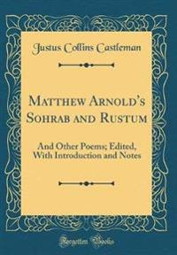 Matthew Arnold's Sohrab and Rustum