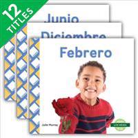 Los Meses (Months) (Spanish Version) (Set)