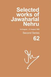 Selected Works of Jawaharlal Nehru 1 - 31 August 1960