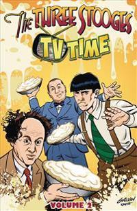 The Three Stooges Vol 2 TPB
