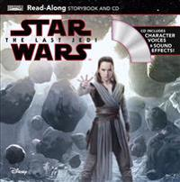 Star Wars: The Last Jedi Star Wars: The Last Jedi Read-Along Storybook & CD [With Audio CD]