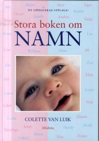 Stora boken om namn