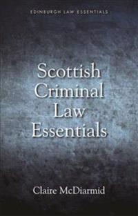 Scottish Criminal Law Essentials