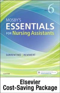 Mosby's Essentials for Nursing Assistants - Text and Clinical Skills Package