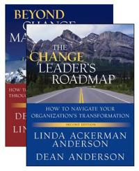 The Change Leader's Roadmap: How to Navigate Your Organizaation's Transformation [With Beyond Change Management]