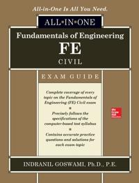 Fundamentals of Engineering FE Civil