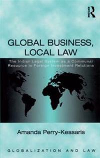 Global Business, Local Law
