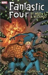 Fantastic Four Ultimate Collection 1