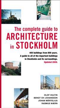 The complete guide to architecture in Stockholm