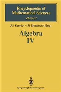 Algebra IV