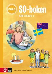 PULS SO-boken 1-3 Arbetsbok 1