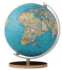 Columbus Duo Mini Globe 12cm