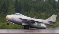 Flygkalender 2018 - Flygvapnet och SwAFHF i Mora den 5 augusti 2017