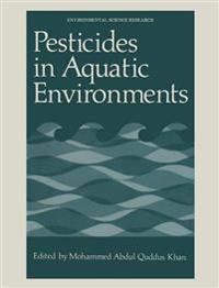 Pesticides in Aquatic Environments