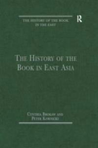 History of the Book in East Asia