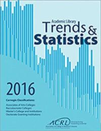 Academic Library Trends and Statistics Carnegie Classifications 2016
