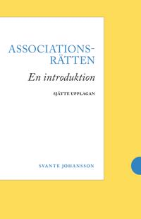 Associationsrätten : en introduktion