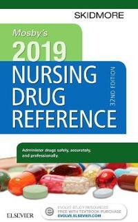Mosby's Nursing Drug Reference 2019