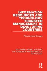 Information Resources and Technology Transfer Management in Developing Countries