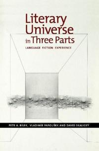 Literary Universe in Three Parts