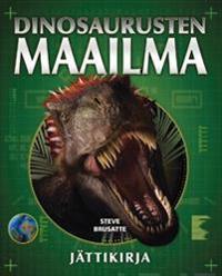 Dinosaurusten maailma -jättikirja