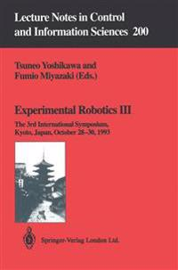 Experimental Robotics III