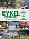 Cykelpromenader : Cykla runt Stockholm - Kartor, caféer, kulturhistoria