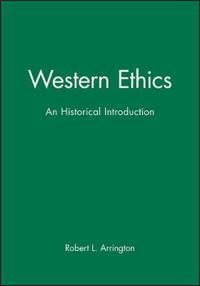 Western ethics - an historical introduction