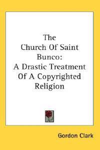 The Church of Saint Bunco