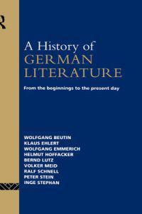 History of German Literature