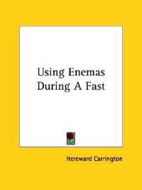 Using Enemas During a Fast