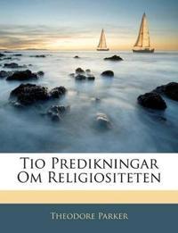Tio Predikningar Om Religiositeten