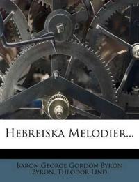 Hebreiska Melodier...