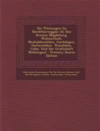 Die Wüstungen Im Nordthüringgau: (In Den Kreisen Magdeburg, Wolmirstedt, Neuhaldensleben, Gardelegen, Oschersleben, Wanzleben, Calbe, Und Der Grafscha