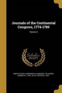 JOURNALS OF THE CONTINENTAL CO