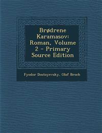 Brodrene Karamasov