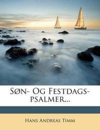 Søn- Og Festdags-psalmer...