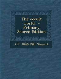 The occult world