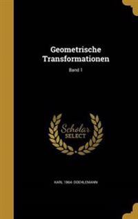 GER-GEOMETRISCHE TRANSFORMATIO
