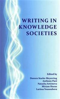 Writing in Knowledge Societies