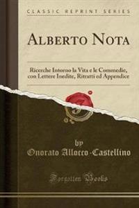 Alberto Nota