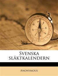 Svenska släktkalendern Volume yr.1913, pt.1