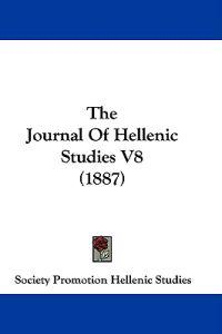 The Journal of Hellenic Studies