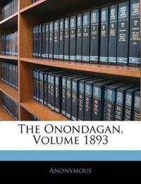 The Onondagan, Volume 1893