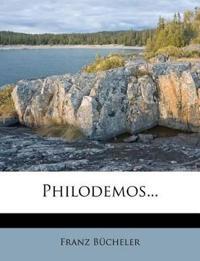 Philodemos...