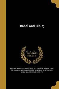 BABEL & BIBLE