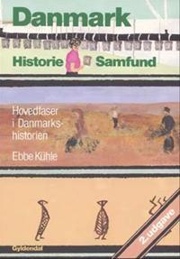 Danmark. Historie. Samfund.