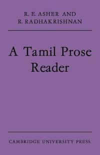 A Tamil Prose Reader