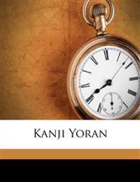 Kanji Yoran